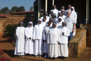 Seclusion Cloister Sisters Community in Rweza, Burundi