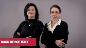 Emanuela Mandora and Luisella Bossini