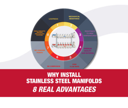 WHY INSTALL STAINLESS STEEL MANIFOLDS.