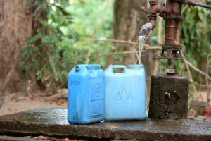 Acces to better water