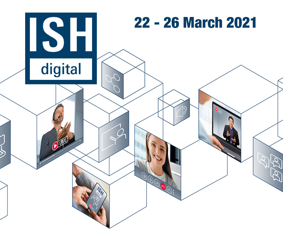 ISH-digital - 22-26 march 2021
