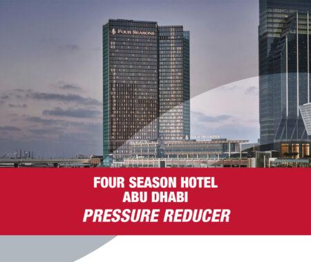 PRTFOLIO FOUR-SEASON HOTEL ABU-DHABI