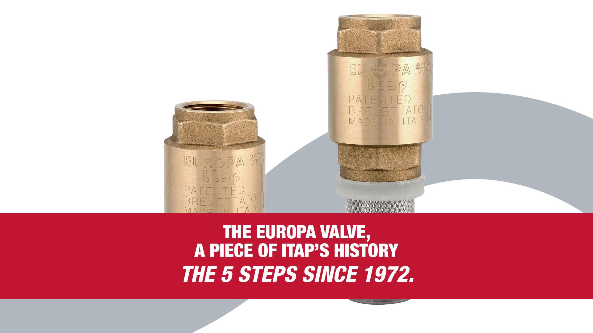Europa history