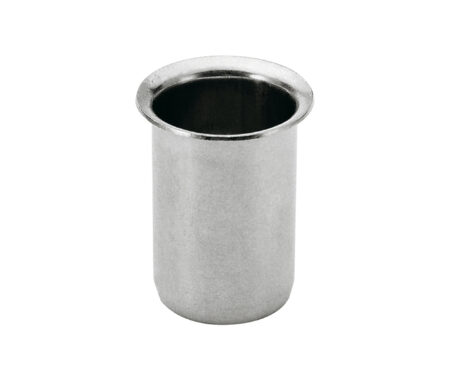 Stützhülse aus rostfreiem Stahl