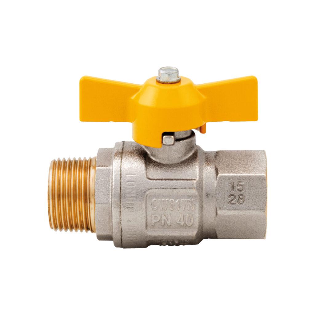 London ball valve, full flow - 069