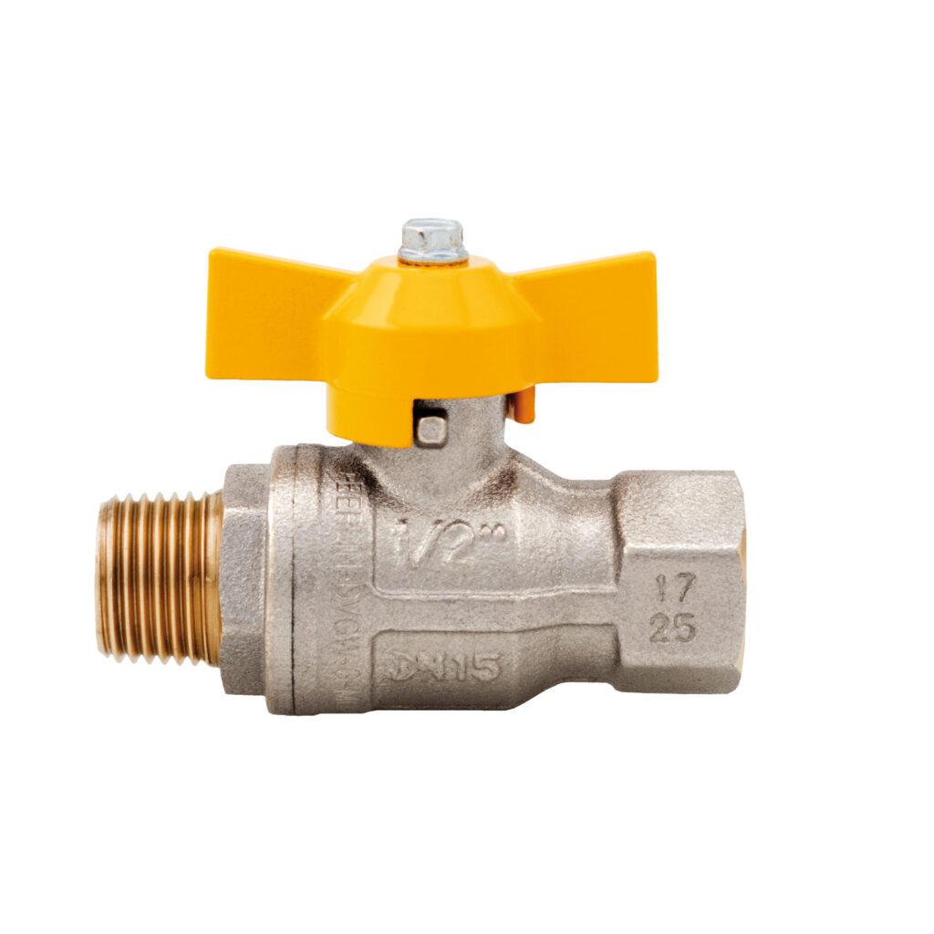 Berlin ball valve, full flow - 073