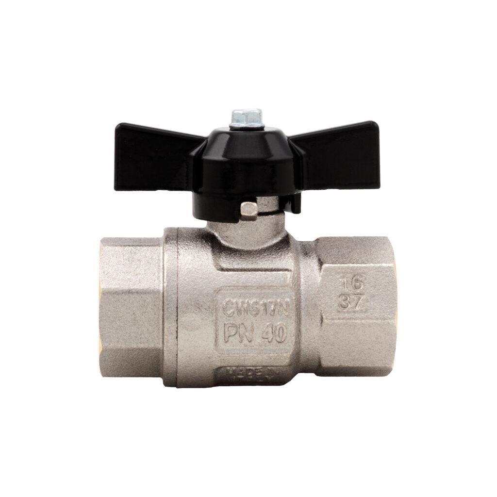 Madrid ball valve, full flow - 078