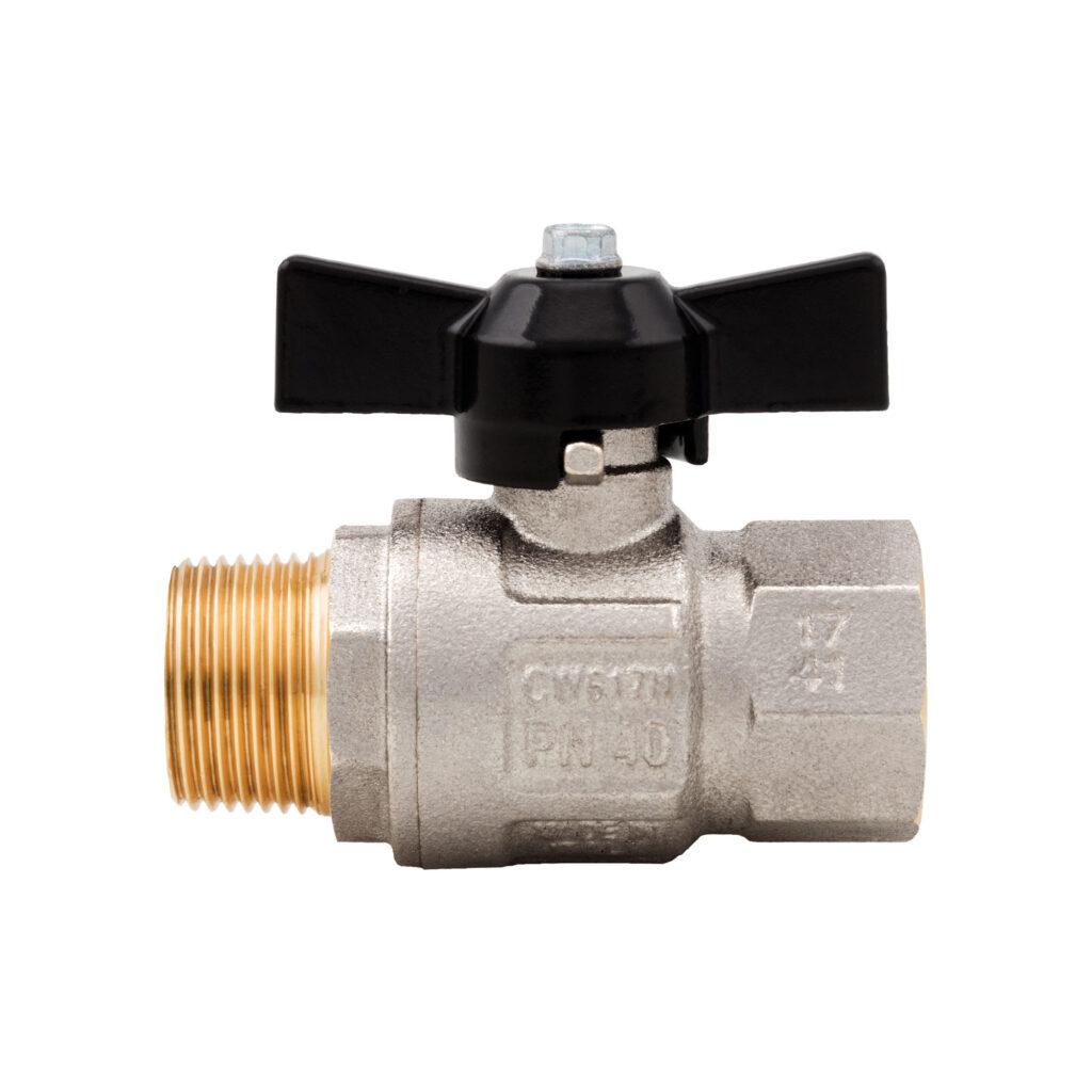 Madrid ball valve, full flow - 079