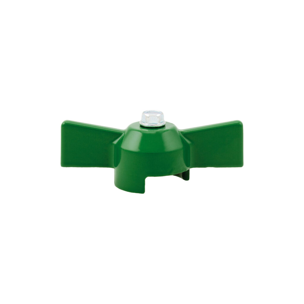 T handle for ball valves and bibcocks - 087