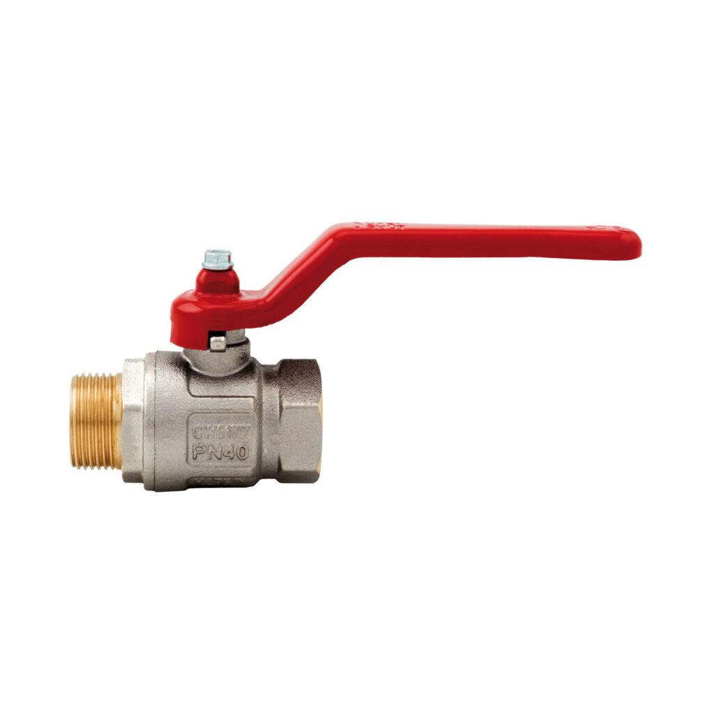 Ideal ball valve, full flow - 091