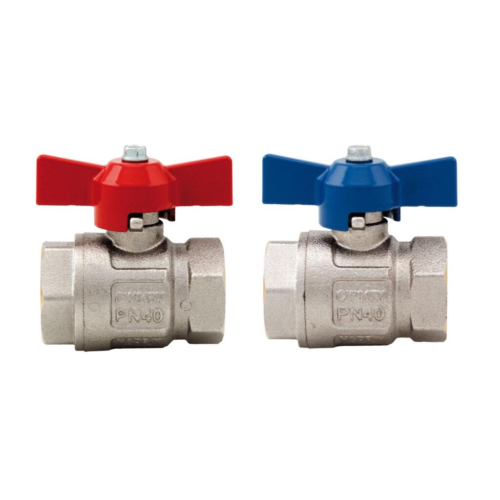 Ball valves kit - 092K
