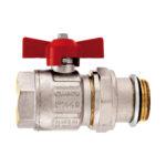 Straight ball valves kit - 098SK