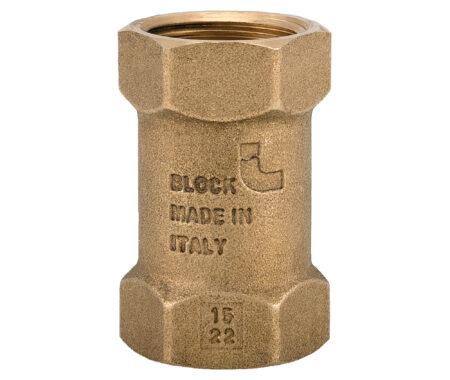 BLOCK® обратный клапан