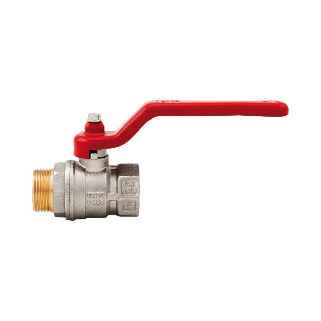 Vienna ball valve, standard flow - 117