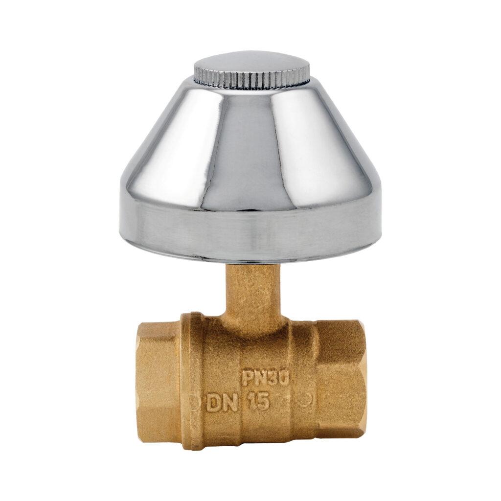 Build-in valve with blind cap - 136