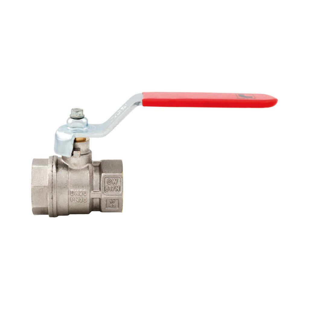 Vienna ball valve, standard flow - 216