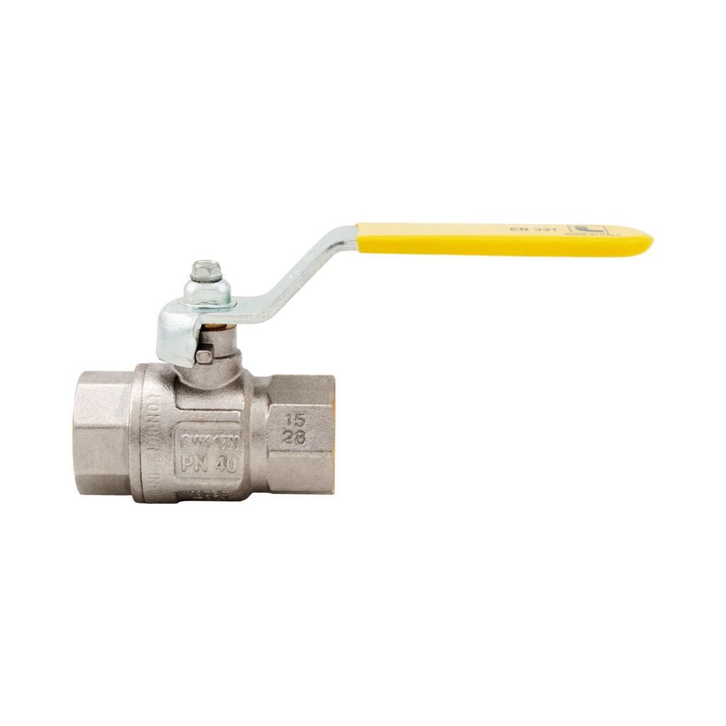 London ball valve, full flow - 266