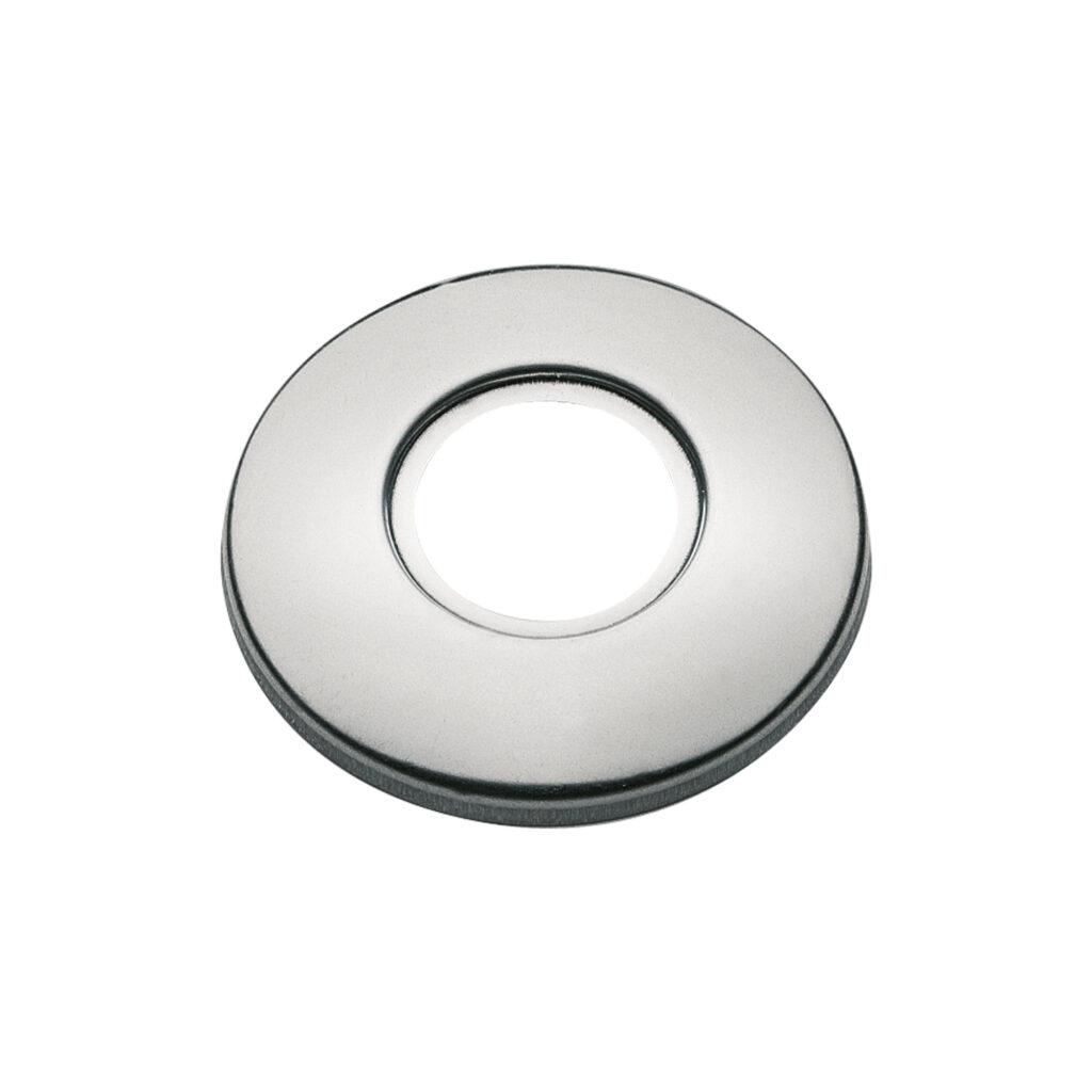 Stainless steel rosette - 285