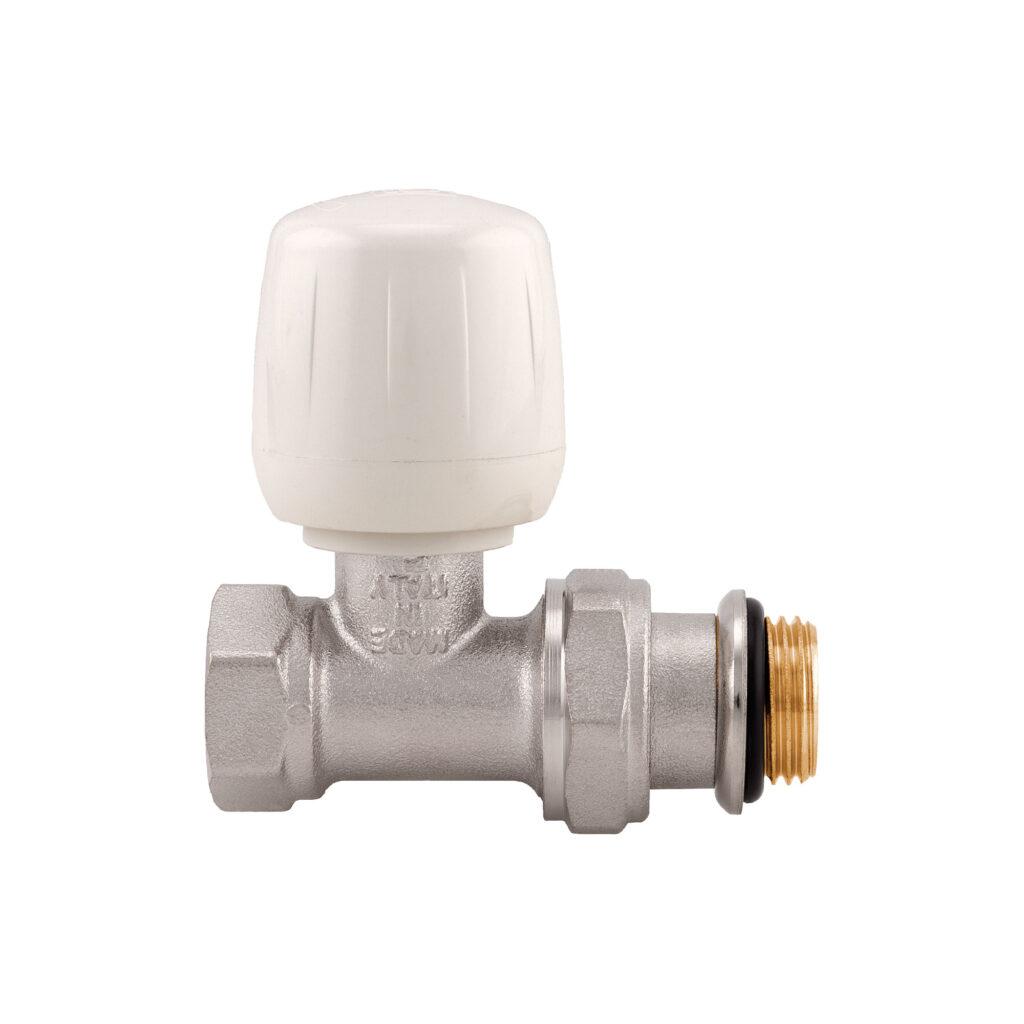 Straight manual valve - 294S
