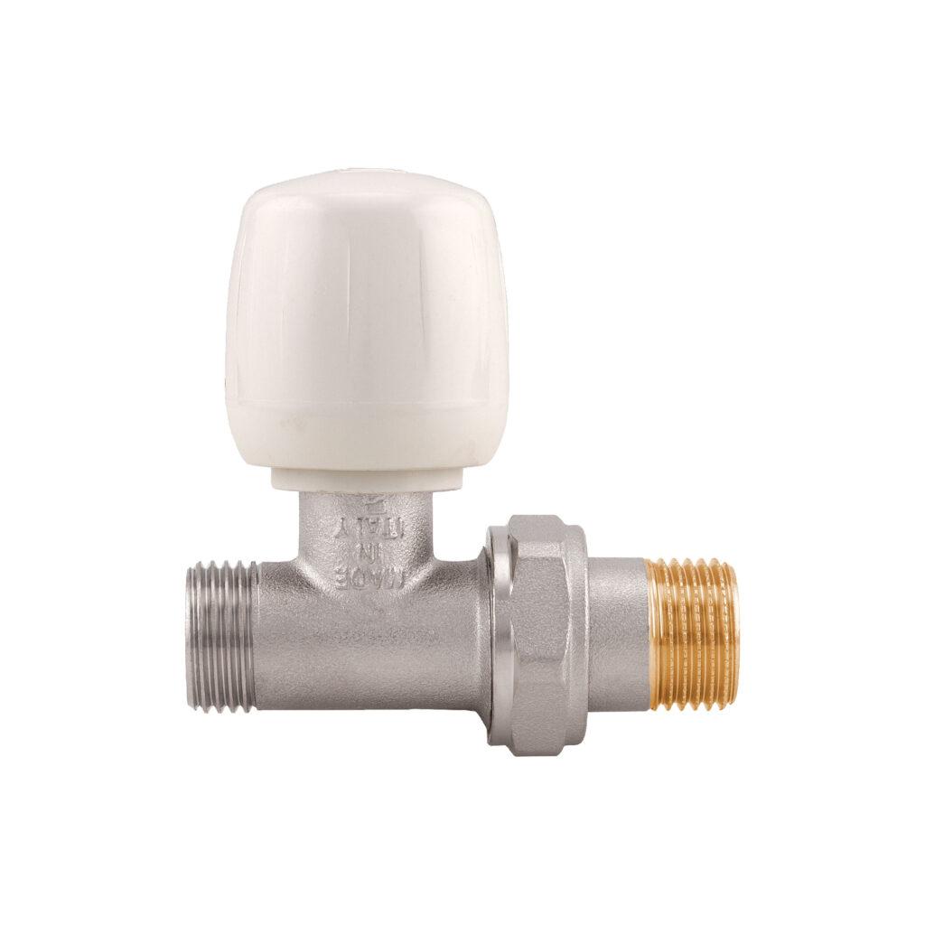 Straight manual valve - 295