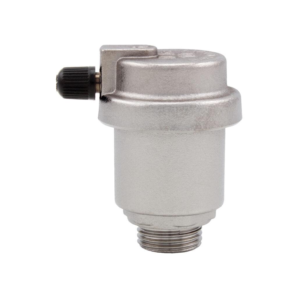 Automatic air-vent valve, side outlet - 363