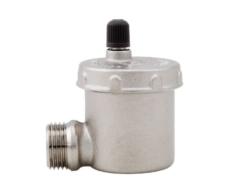 Válvula automática de escape de aire conexión lateral