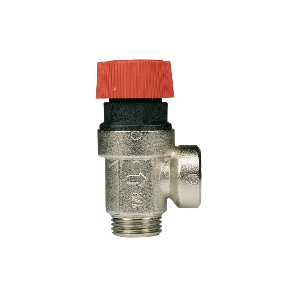 Soupape de sécurité à membrane mâle/femelle - 369
