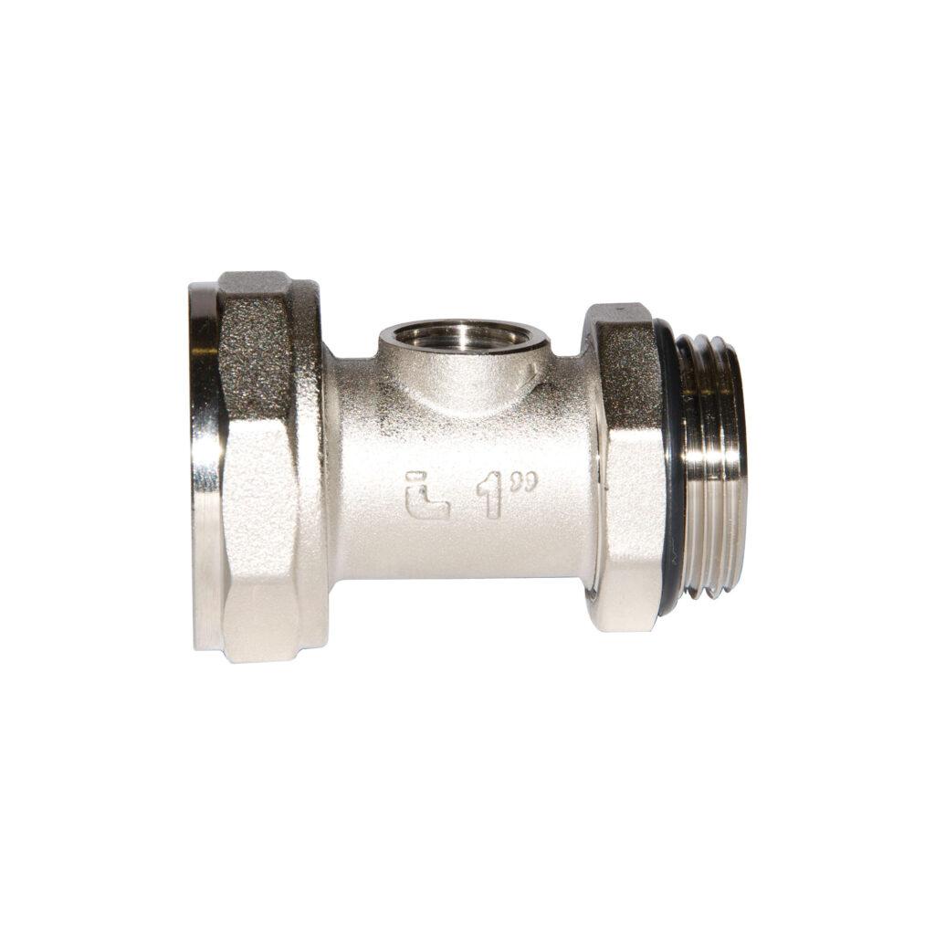 Raccord porte-thermomètre orientable - 492B