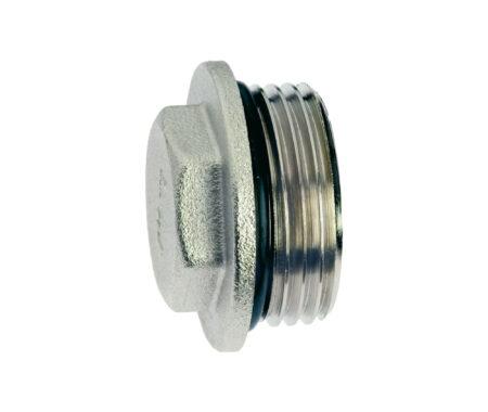 Пробка с уплотнительным кольцом