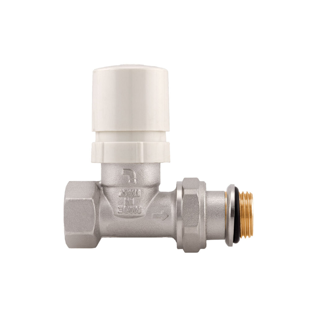 Straight convertible valve with handle, female thread - 894V