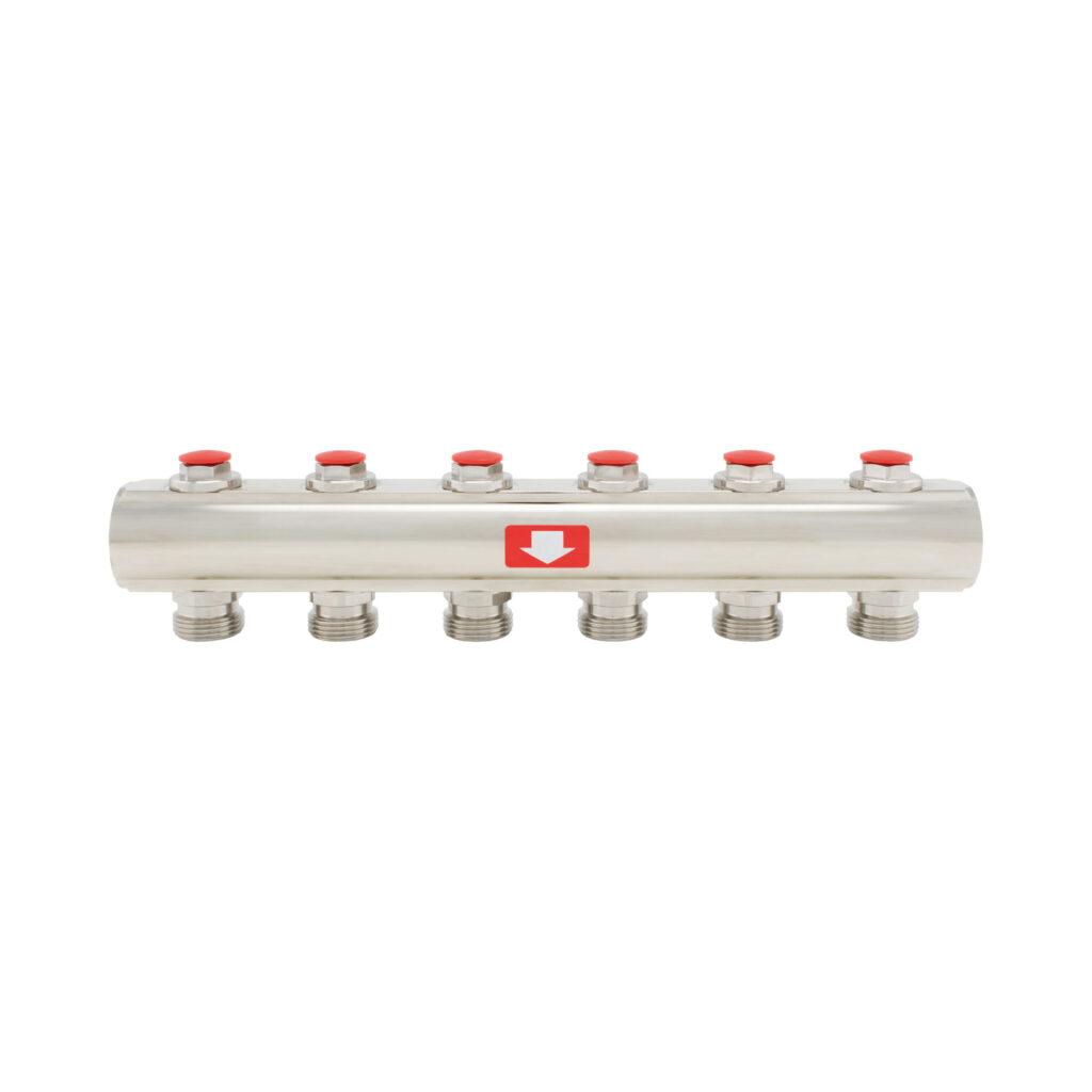 Single manifold with lockshields - 925