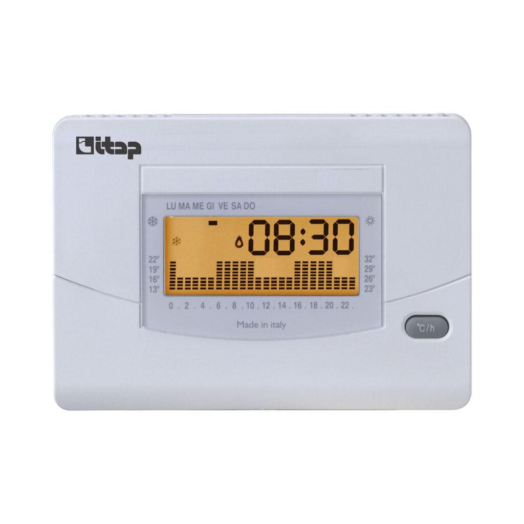 Chronothermostat d'ambiance électronique numérique - 950S