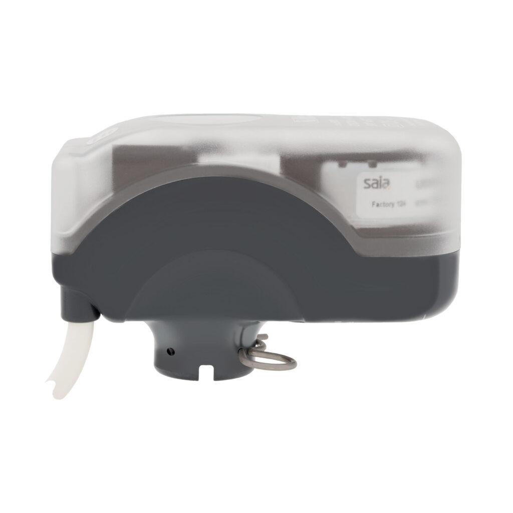 Electric actuator for zone ball valves - 989