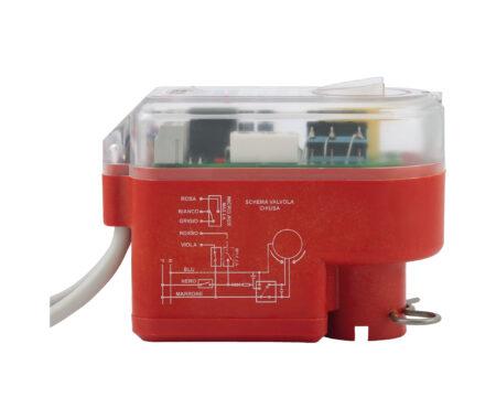 Электропривод для зонных шаровых кранов
