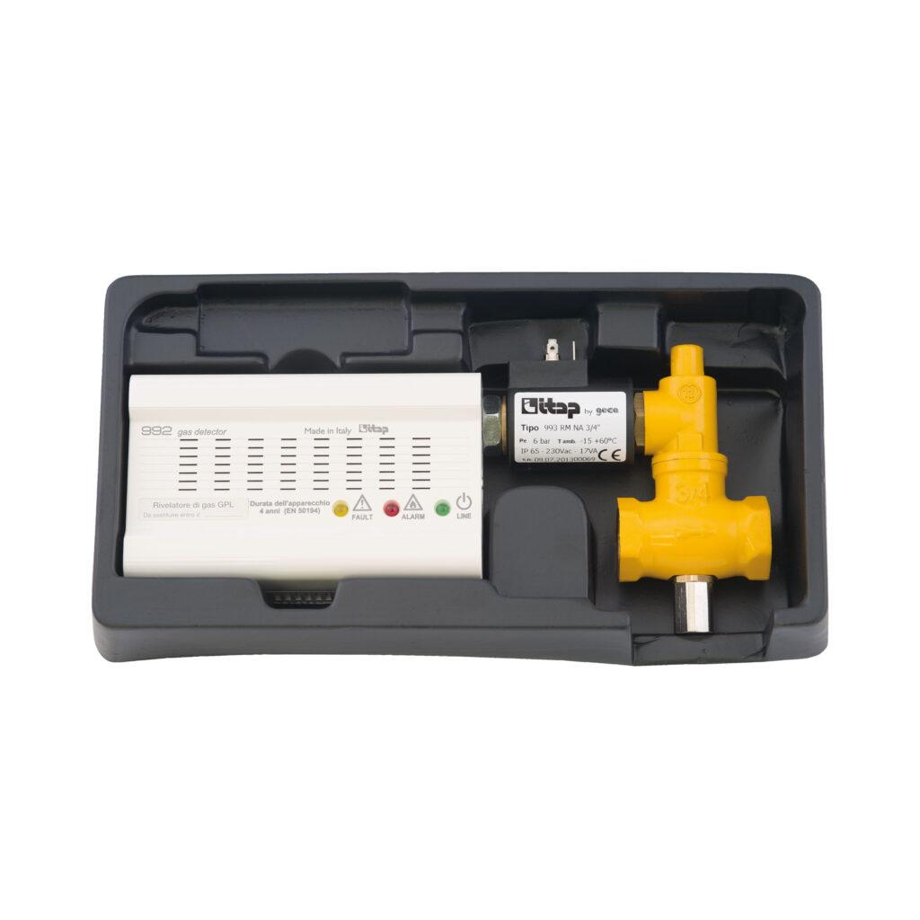 Gas safety kit - 998G