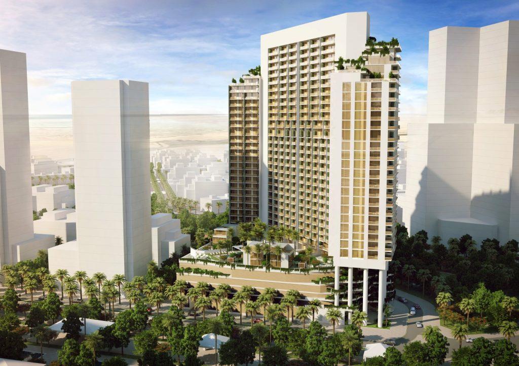 Portfolio - Hameni tower - Dubai